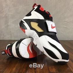 Nike Air Diamond Turf Retro OG Deion Sanders Falcons 309434-105 Mens Size 11
