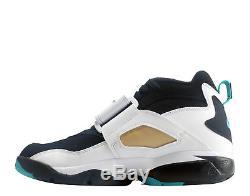 Nike Air Diamond Turf Sanders Blk/Emerald-White Men's Training Shoes 309434-013