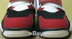 Nike Air Diamond Turf Shoes 2011 Deion Sanders Black Red White jordan 1 4 Men 10