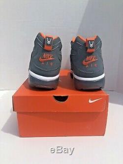 Nike Air Diamond Turf Shoes New Authentic Deion Sanders Sneakers 309434 081
