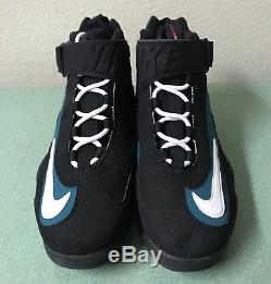 Nike Air Griffey Max 1 I Black Freshwater White Mens Sz 11.5 Ken Trainers Turf