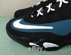 Nike Air Griffey Max 1 I Black Freshwater White Mens Sz 8.5 Ken Trainers Turf