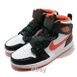 Nike Air Jordan 1 Hi Flyease Black Turf Orange Men Shoes Sneakers AJ1 CQ3835-008