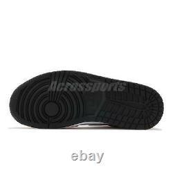 Nike Air Jordan 1 Mid SE Turf Orange Black White Men Shoe Sneaker AJ1 DD6834-802