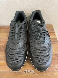 Nike Air Max 1 G Turf Golf Shoes Black/White CI7576-001 Men's Size 12 NEW