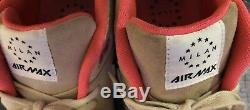 Nike Air Max 1 Milano QS Home Turf Series Milan Mens Size 10