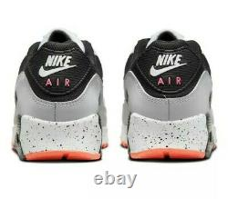 Nike Air Max 90 Aquamarine Turf Orange Black White Mens Shoe Size US 13 NIB