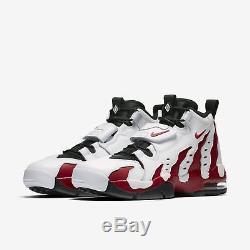 Nike Air Max Diamond Turf'96 Red/White Deion Sanders DT Mens Retro All NEW