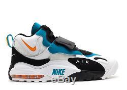 Nike Air Max Speed Turf # 525225 100 Miami Dolphins 2018 Men SZ 7.5 13