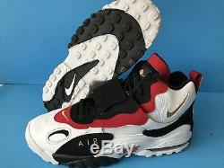 Nike Air Max Speed Turf 525225 101 Men's Size 11