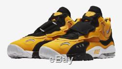 Nike Air Max Speed Turf Casual Shoes Pittsburgh Steelers Colorway Men's JuJu