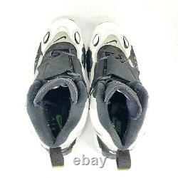 Nike Air Max Speed Turf Chlorophyll Shoes Black White Sneakers Size 9 525225 103