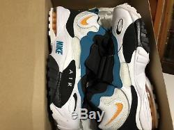 Nike Air Max Speed Turf Dan Marino Miami Dolphins Mens Size 12.5