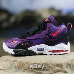 Nike Air Max Speed Turf Dan Marino Night Purple Sneaker Men's Lifestyle Shoes