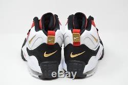 Nike Air Max Speed Turf Deion Sanders 49ers 525225-101 Men's size 11 US