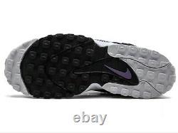 Nike Air Max Speed Turf Deion Sanders Night Purple Shoes OG 525225-500 Size 8
