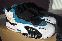 Nike Air Max Speed Turf Dolphins Dan Marino NFL Size 13 DS New QS Mens Sneakers