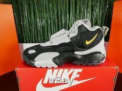 Nike Air Max Speed Turf Gray/Black Mens Shoes AV7895-001 Size 10-10.5