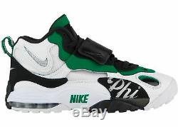 Nike Air Max Speed Turf Men's (10.5) Philadelphia Eagles White Green BV1228 100