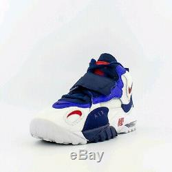 Nike Air Max Speed Turf Men's 8.5 White/University Red-Blue BV1165-100