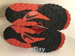Nike Air Max Speed Turf Men's Cross Training Shoes AV7895-600 Red Black SIZE 10