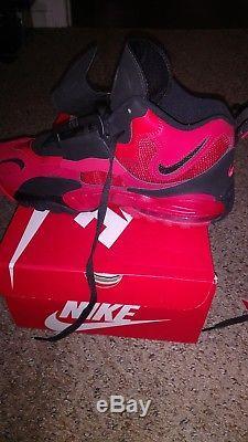 Nike Air Max Speed Turf Men's Red/Black V7895600 Men's Size 13 VHTF