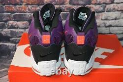 Nike Air Max Speed Turf Men's Shoes Size 13 Purple/bright Crimson 525225-500