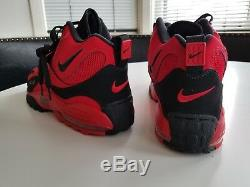 Nike Air Max Speed Turf Men's Size 15 Red/Black
