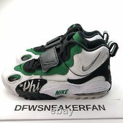 Nike Air Max Speed Turf Mens 10 Philadelphia Eagles Shoes BV1228-100 New