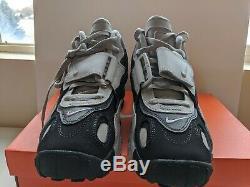 Nike Air Max Speed Turf Mens Cross-Training Shoes Black Grey AV7895-001 Size 8