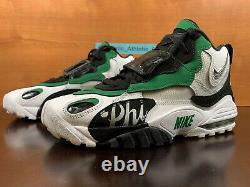 Nike Air Max Speed Turf Mens Size 8.5 Philadelphia Eagles Shoes BV1228-100 NEW