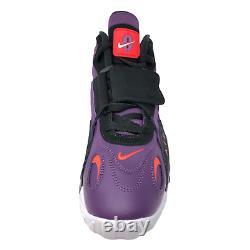 Nike Air Max Speed Turf Mens Training Shoes Night Purple/Crimson 525225 500 NEW