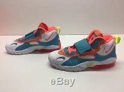 dedde191ba Nike Air Max Speed Turf Miami Dolphins Dan Marino Sneakers Shoes Mens 9.5