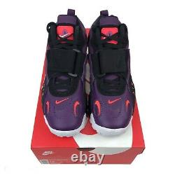 Nike Air Max Speed Turf Night Purple Men's Athletic Shoes Size 10. 525225-500