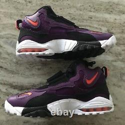 Nike Air Max Speed Turf Night Purple Mens Athletic Shoes Size 11 525225-500