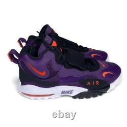 Nike Air Max Speed Turf Night Purple Mens Athletic Shoes Size 9.5 525225-500