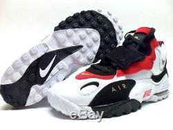 Nike Air Max Speed Turf Og Deion Sanders White/gold-black Men's 11 525225-101