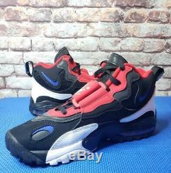 Nike Air Max Speed Turf Philadelphia 76ers Black Red BV1230-001 Mens Sz 11.5 NEW