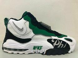 Nike Air Max Speed Turf Philadelphia Eagles Shoes Mens Sz 12 Bv1228 100 No LID