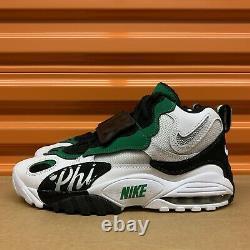 Nike Air Max Speed Turf Philadelphia Eagles White Mens Shoes Sz 11 (BV1228 100)