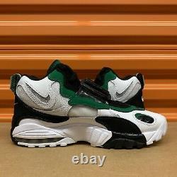 Nike Air Max Speed Turf Philadelphia Eagles White Mens Shoes Sz 8.5 BV1228 100