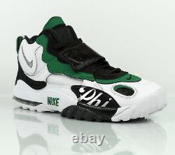Nike Air Max Speed Turf Retro Philadelphia Eagles Shoes BV1228-100 Men Size 10.5