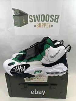 Nike Air Max Speed Turf Retro Philadelphia Eagles Shoes BV1228-100 Men Size 11.5