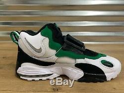 Nike Air Max Speed Turf Trainers Philadelphia Eagles Shoes SZ (BV1228-100)