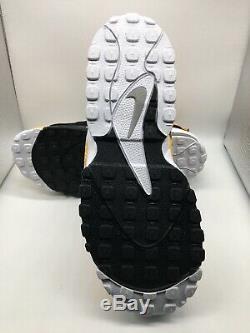 Nike Air Max Speed Turf Yellow Gold White Black Men's Shoe BV1165-700 Size 8 New
