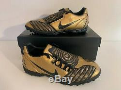 Nike Air Max Turf T90 Gold R10 Vapor Indoor Trainers 9 8 42,5