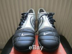 Nike Air Zoom 90 III Turf Astro US 10 DS soccer football boots shoes 2004 total