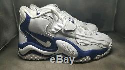 Nike Air Zoom Turf Jet 97 Barry Sanders CW6680-100 Limited Men's Shoe Size 10