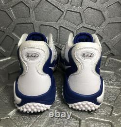 Nike Air Zoom Turf Jet 97 Barry Sanders CW6680-100 Limited Men's Shoe Size 8.5