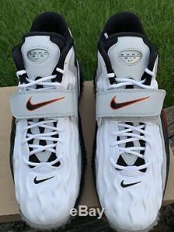 Nike Air Zoom Turf Jet 97 Copper Size 10 Mens White Black DS OG